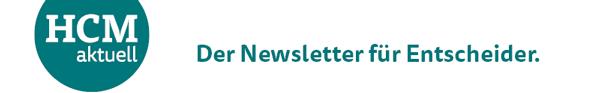 HCM aktuell Newsletter