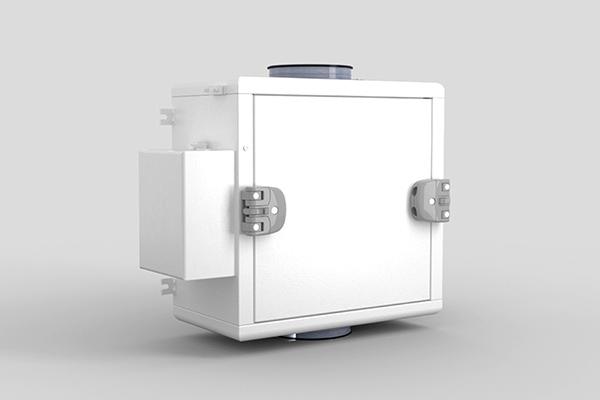 NEU: Elektrostatischer Filter x-well hygienc